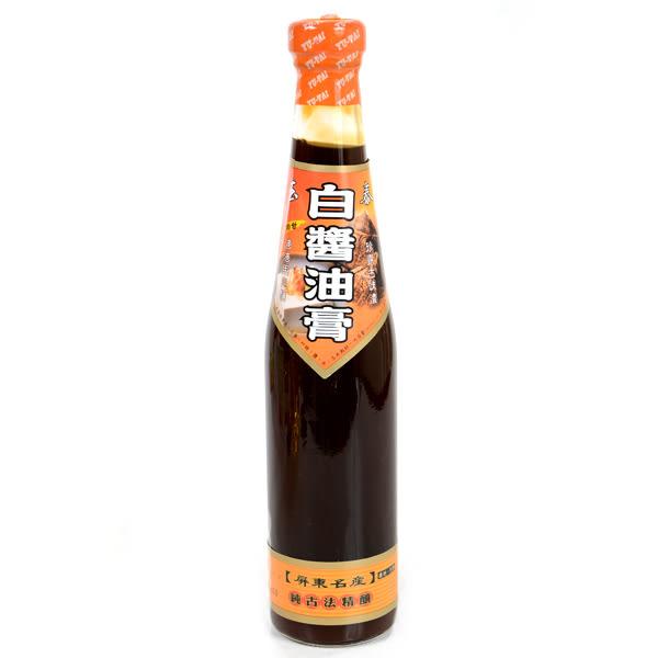【玉泰】白醬油膏 420ml