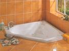 【麗室衛浴】國產 五角形造形缸 TB-531B  120*120*56.5CM