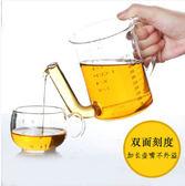 耐熱玻璃帶雙刻度烘焙量勺Eb8059『毛菇小象』