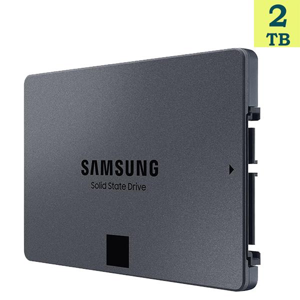 """【免運】SAMSUNG 2TB 2T【860 QVO】SSD MZ-76Q2T0BW 2.5"""" SATA 6Gb/s 固態硬碟"""