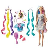芭比娃娃Barbie夢幻髮型組