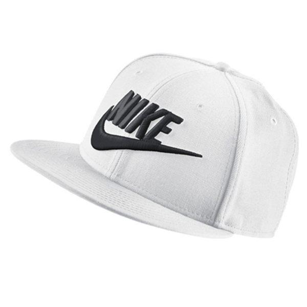 nike Snapback 2 白 經典棒球帽 運動帽 電繡 立體大LOGO FUTURA nsw系列 584169100