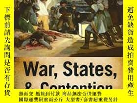 二手書博民逛書店War,罕見States, And Contention-戰爭、國家和爭端Y436638 Sidney Tar