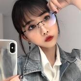 防藍光復古眼鏡