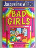 【書寶二手書T7/原文小說_MCX】BAD GIRLS_Jacqueline Wilson