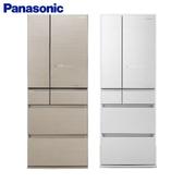 Panasonic 國際牌 ECONAVI日製500L六門一級能變頻電冰箱 NR-F506HX-*含基本安裝*