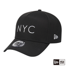 NEW ERA 9FORTY 940KF TPU膠章 NYC 黑/銀