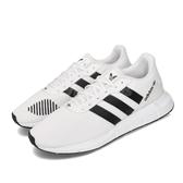 adidas 休閒鞋 Swift Run RF 白 黑 小白鞋 運動鞋 男鞋 【PUMP306】 FV5358
