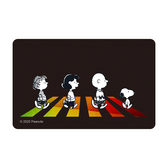 SNOOPY《Abbey Road》一卡通
