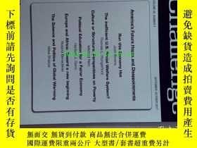 二手書博民逛書店Challenge罕見(Journal) 09-10 2017 政治經濟學術期刊考研論文Y14610