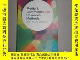 二手書博民逛書店Media罕見and Communication Researc
