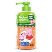 【博寶兒】植萃洗髮沐浴露2合1  650ml-佩佩豬 ◆86小舖 ◆