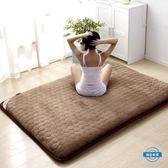 床墊床墊床褥1.5m床1.8米床1.2米宿舍床墊褥子可折疊榻榻米墊被地鋪墊wy (七夕禮物)