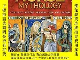 二手書博民逛書店Treasury罕見of Norse Mythology: St