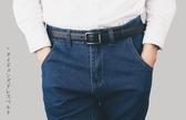 小細皮帶-男潮人細窄款腰帶針扣褲帶學生港風青年韓版百搭簡約復古 百搭潮品
