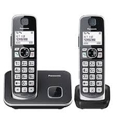Panasonic 國際牌 KX-TGE612 雙子機 無線電話 大聲音大字鍵