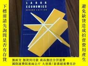 二手書博民逛書店CONTEMPORARY罕見LABOR ECONOMICSY16