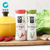 韓國 清靜園 大象 香草烤肉鹽 52g 調味鹽 香草鹽 原味 香辣 調味料 炸物 燒烤 烤肉 中秋