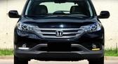 【車王小舖】本田 Honda CRV C-RV 4代 四代 日行燈 晝行燈 霧燈框改裝 帶轉向 雙色款