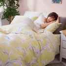 床包被套組 / 雙人【覓見微熙】含兩件枕套 60支天絲 戀家小舖台灣製AAU212
