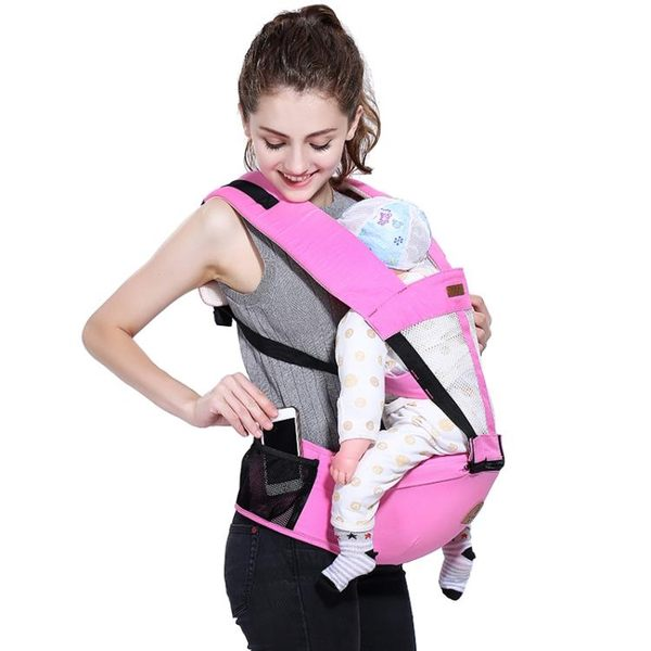 嬰兒背帶嬰兒背帶腰凳前抱式四季通用多功能小孩抱帶兒童 貝芙莉