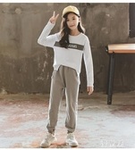 運動休閒女童套裝 春夏2020年新款洋氣女兒童童裝女寶寶春裝時髦潮 BT21156『優童屋』