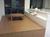 系統家具 系統櫃 上掀式和室收納櫃,手動麻將桌, 德國 E1V313 防潮塑合板