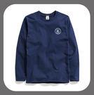 UNICORN網上購物美國棉T恤優惠-運動休閒系列-藏青色-6150901-560