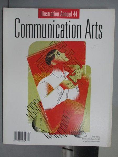 【書寶二手書T3/設計_QNO】Communication Arts_321期_illustration Annual