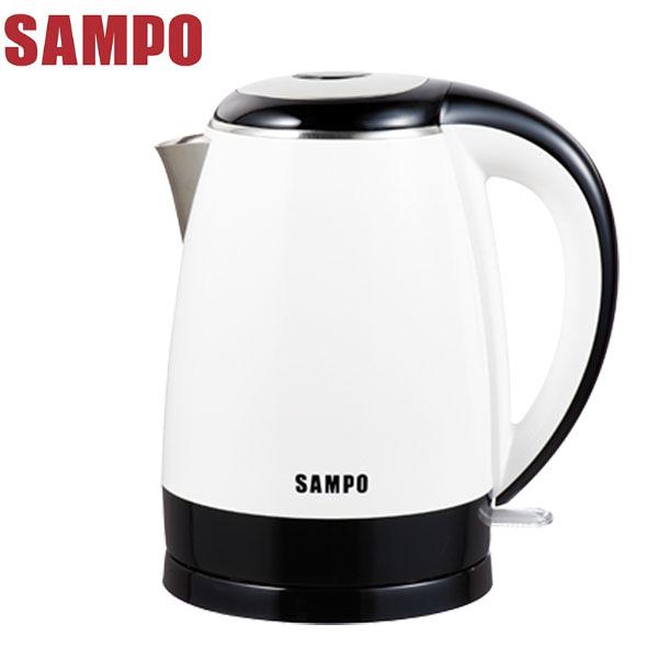 『SAMPO』☆聲寶 快煮壺 1.7公升 KP-PA17D **免運費**