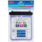 3DSLL 通用型 日本COOLCLOWN 隨身防水袋 防塵 防水套 可觸控面板 IPHONE HTC【玩樂小熊】