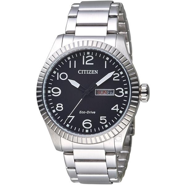 CITIZEN星辰GET'S復古時尚光動能限量腕錶   BM8530-89E