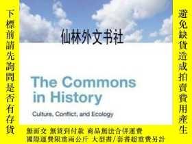二手書博民逛書店【罕見】2014年出版 The Commons In Histo