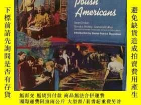 二手書博民逛書店美國族裔研究:波蘭裔美國人罕見The Polish Americ