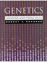 二手書博民逛書店《Genetics: Analysis and Principl