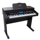 【奇歌】音色試聽。Jazzy 61 鍵滑蓋式 電鋼琴 非電子琴,標準鍵+延音踏板+力度感應 JZ888