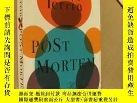 二手書博民逛書店Peter罕見Terrin: POST MORTEM 荷蘭語原版20開 品好近新Y85718 PETER TE