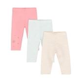mothercare 素色3入緊身褲-超級巨星(M0TE522)09個月~5歲