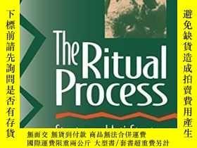 二手書博民逛書店The罕見Ritual ProcessY307751 Victor W. Turner Aldine Tran