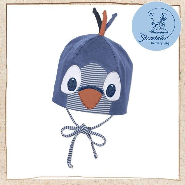 抗UV立體幼童帽-企鵝(41-49cm) STERNTALER C-1501682-345