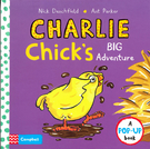 【幼兒立體書】CHARLIE CHICKS'S BIG ADVENTURE立體書