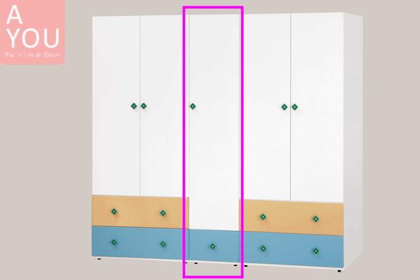 艾文斯1.4尺衣櫥(大台北地區免運費)促銷價 $6200元【阿玉的家2020】