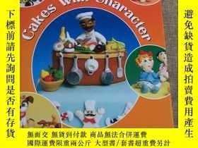 二手書博民逛書店Cakes罕見With CharacterY175596 Mai