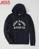AF A&F Abercrombie & Fitch A & F 男 當季最新現貨 帽T外套 AF J655