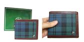 ~雪黛屋~sindia 短夾紳士短皮夾進口專櫃100%進口牛皮標準尺寸固定型證夾附品牌高級禮盒BSD1170560