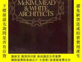 二手書博民逛書店Mckim,罕見Mead And White, ArchitectsY364682 Leland M. Rot