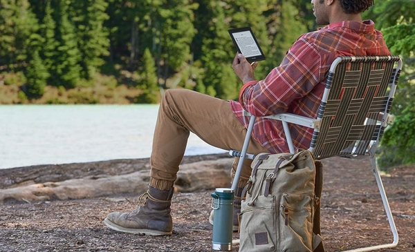 美版 Amazon Kindle Paperwhite 10代 8G 電子書 2019新版 防潑水 無廣告版 贈保護袋、閱讀燈、螢幕貼