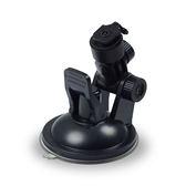 錄得清 A001-1 卡榫吸盤式 行車記錄器支架 180度調整 專用 黑色