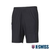 K-SWISS HS Jersey Shorts 韓版運動短褲-男-黑