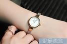 手錶女 韓版女士防水手錶女款手錬錶韓國時尚潮流女錶石英錶